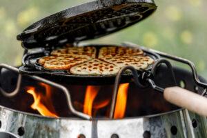 6. Petromax Rotating Waffle Iron wf-tx